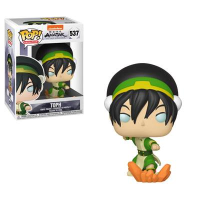 Funko POP Animation Avatar Last Airbender Toph - #537